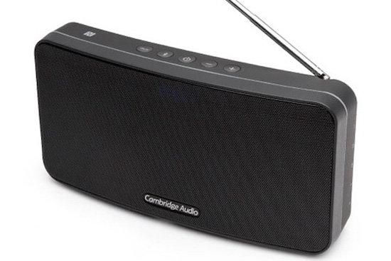 Cambdridge Audio Go Radio Black