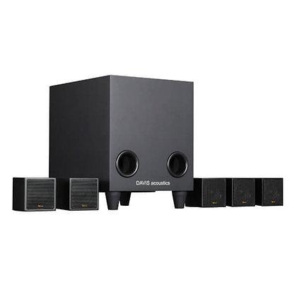 Davis Acoustics Cinéstyle 5.1 - Sistema de Som