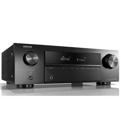 Denon AVR-X250BT - Receiver AV