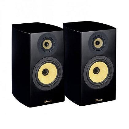 Davis Acoustics Monitor Premium - Colunas de Som de Alta Fidelidade