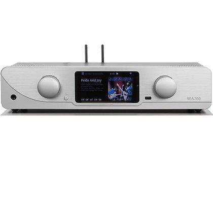 Atoll SDA200 sig - Streamer com Amplificação
