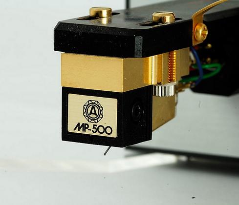 Nagaoka MP-500 - Agulha Gira Discos