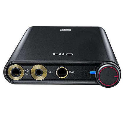 FiiO Q3 - DAC e Amplificador de Auscultadores