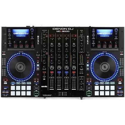 DENON DJ DN-MCX8000 - Controlador DJ