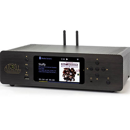 Atoll MS120 - Streamer de Musica e Pre Amp