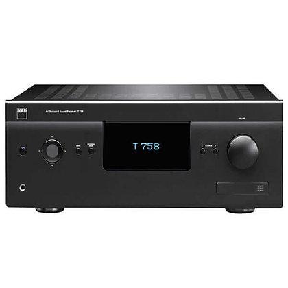 NAD T 758 V3i - Receiver AV Surround 3D