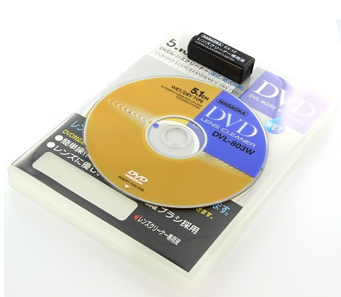 Nagaoka DVL-083 DVD CLEANER - DVD de limpeza