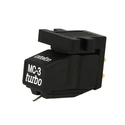 Ortofon MC3 TURBO - Cabeça para Gira Discos