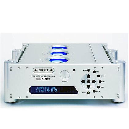 Chord DSP 8000R  Silver - Pré Amplificador