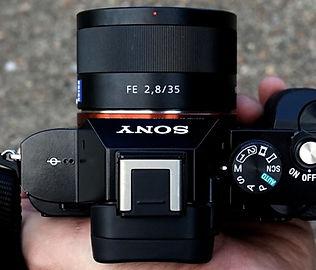 Sony Camera A7RII