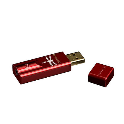 AudioQuest DragonFly Red - DAC