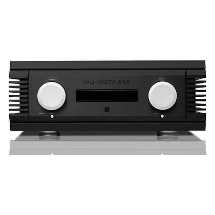 Musical Fidelity Nu-Vista 600 - Amplificador Integrado