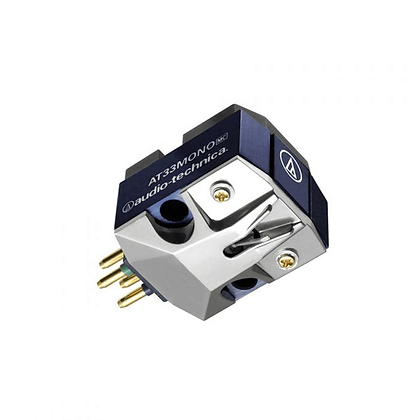 Audio-Technica AT33MONO - Cabeça Gira Discos