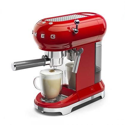 Smeg Máquina de Café Anni 50' ECF01