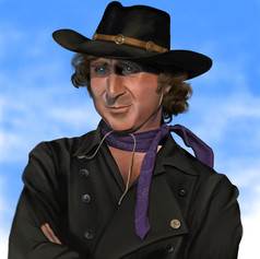 Classic Gene (The Waco Kid)