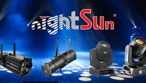 Profesyonel led sahne aydınlatması, hareketli ışıklar ve özel efekt aydılatma.