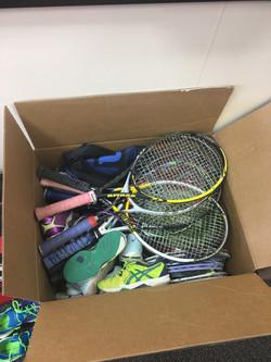 Donation shipped to Uganda