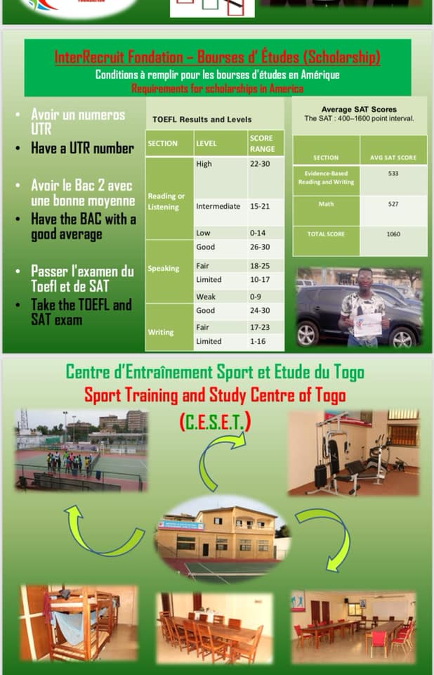 Training Center in Togo