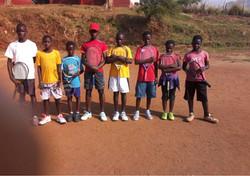 Donation received in Uganda