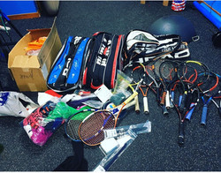 Donation from Spindle Tree Racquet