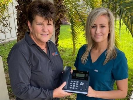 Louisiana Non-Profit Gets New Phone System