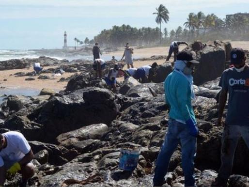 Voluntários da praia