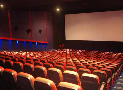 Cinemas, teatros e casas de espetáculo  já podem reabrir