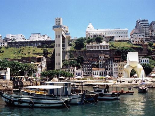 Plano busca recuperar turismo em Salvador