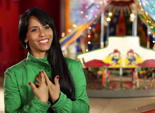 """""""Circo em família"""" promove vivência entre pais e filhos"""