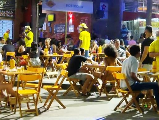 Prefeitura determina fechamento de bares no Rio Vermelho e Itapuã