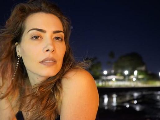 Beca Falcone lança primeiro single solo