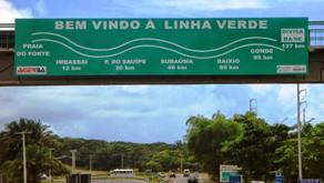 Ciclovia ligará Salvador a Aracaju
