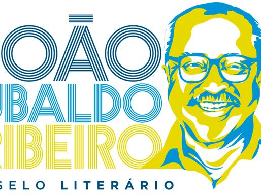Inscrições para Selo João Ubaldo vão até o dia 13