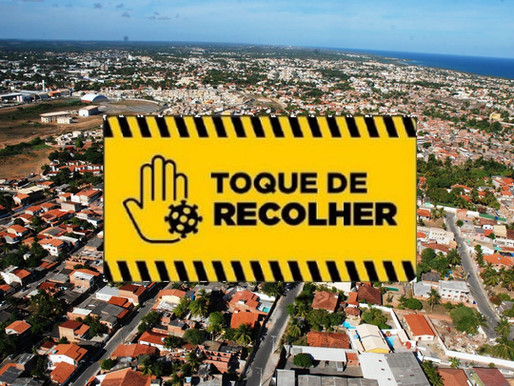 Região Metropolitana de Salvador terá toque de recolher