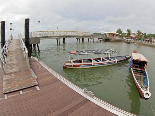 Ilha de Maré ganha terminal marítimo reformado