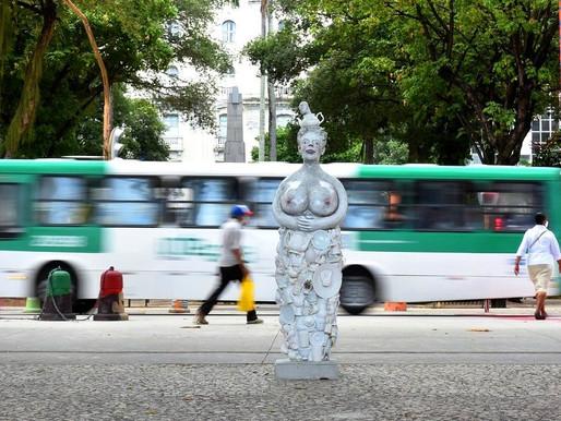 Comércio ganha Roteiro Urbano de Arte