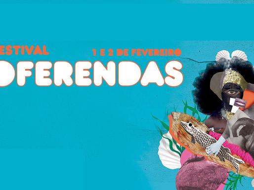 Festival Oferendas anima o Rio Vermelho