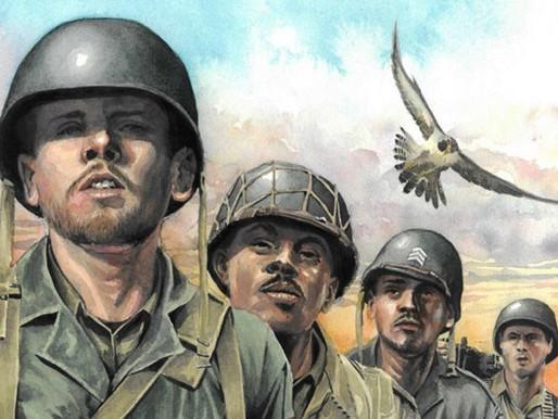 Participação brasileira na Segunda Guerra ganha história em quadrinhos*