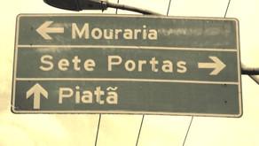 Ruas contam a história de Salvador