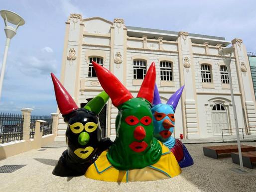 Casa do Carnaval é o primeiro museu do gênero no país