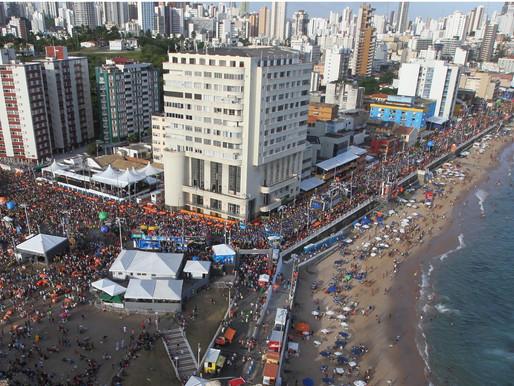 Prefeitura abre 84 vagas para trabalho no Carnaval