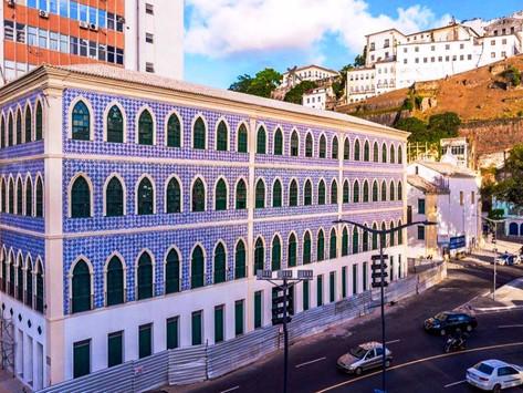 Salvador ganha Museu Cidade da Música