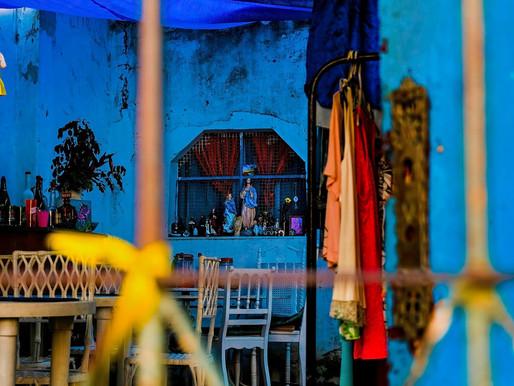 Fotografias ressaltam as cores de Salvador