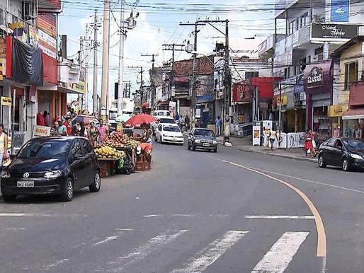 Comércio na região de Cajazeiras ficará fechado