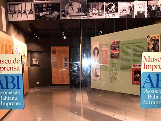 ABI festeja 90 anos e reabre Museu da Imprensa nesta segunda