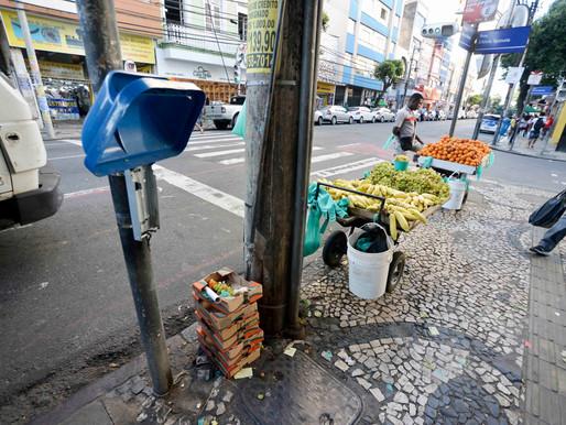 Vandalismo causa prejuízo de R$ 1,7 milhão em Salvador