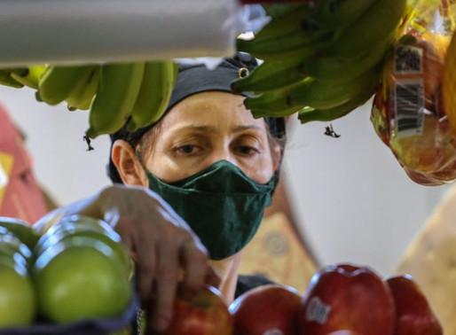 Mulheres são 47% dos feirantes em Salvador