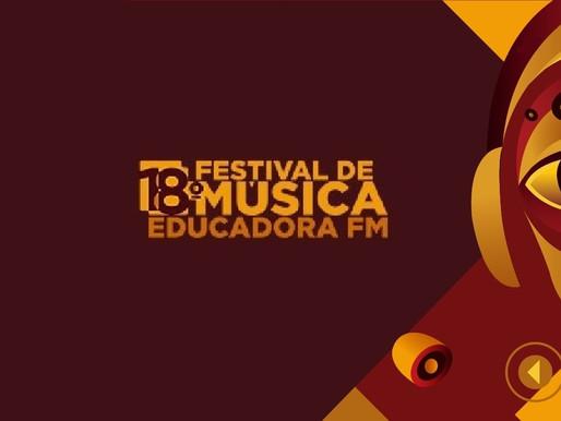 Festival Educadora tem inscrições até 23 de agosto