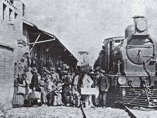 Neste domingo é dia de lembrar a Imigração Italiana no Brasil
