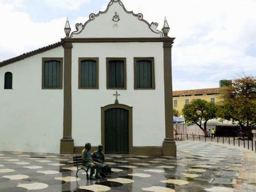 Restauração da igrejinha de Sant'Ana mobiliza moradores